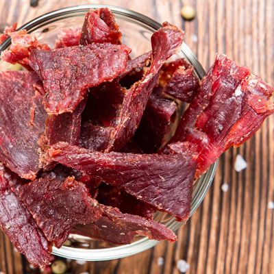 Angus Beef Jerky - Tucker's Black Angus Ranch