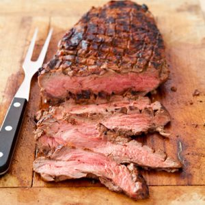 London Broil Steak - Tucker's Black Angus Ranch