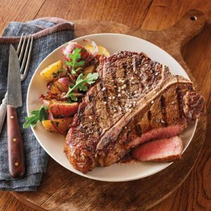 Porterhouse Steak - Tucker's Black Angus Ranch