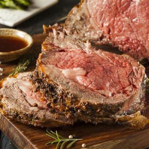 Prime Rib Roast - Tucker's Black Angus Ranch