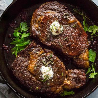 Ribeye Steak - Tucker's Black Angus Ranch