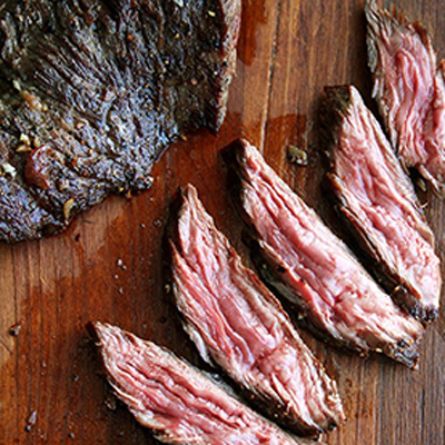 Sirloin Tip Steak - Tucker's Black Angus Ranch