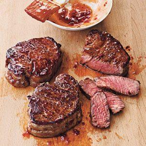 Tenderloin Steak - Tucker's Black Angus Ranch