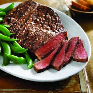 Top Round Steak - Tucker's Black Angus Ranch