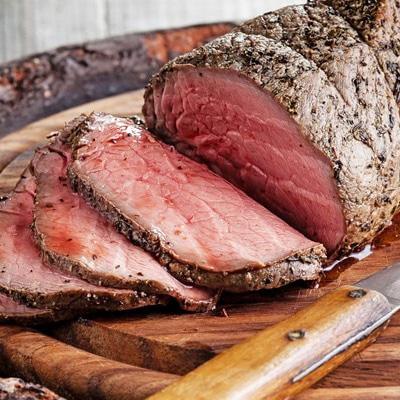 eye-of-round-beef-roast - Tucker's Black Angus Ranch