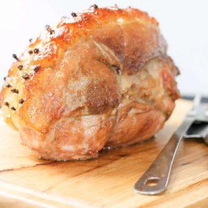 Boneless Fresh Ham Roast - Tucker's Black Angus Ranch