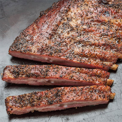 Pork Spare Ribs - Tucker's Black Angus Ranch