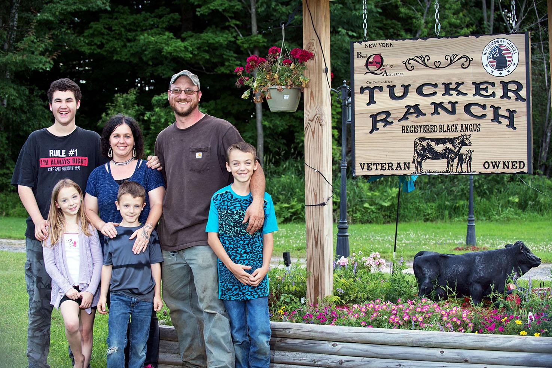 Tucker's Black Angus Ranch