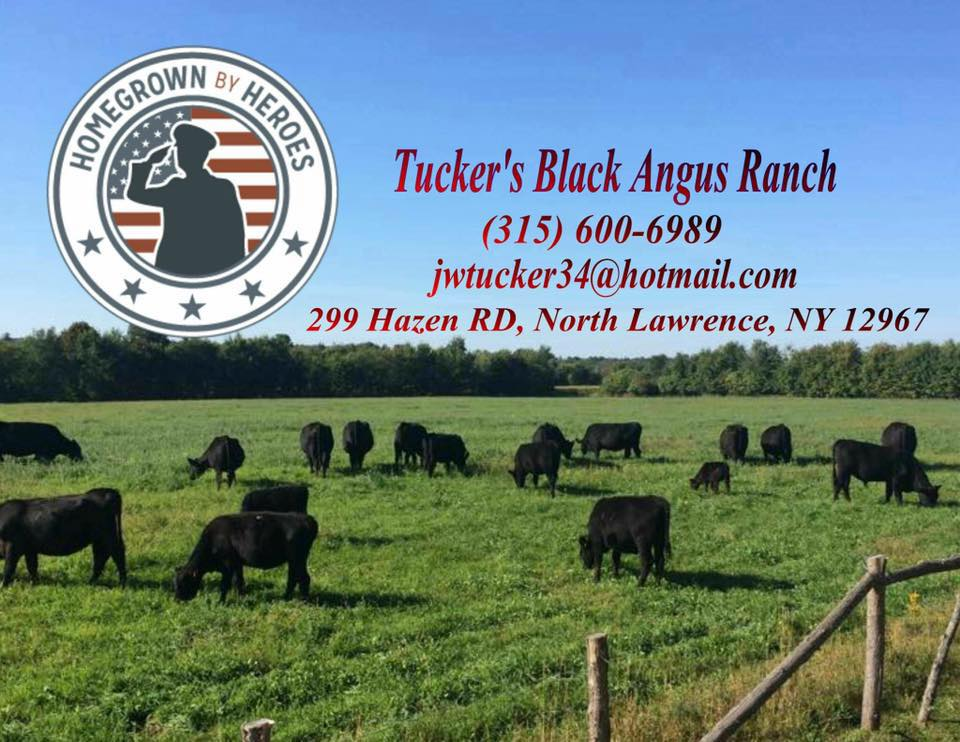Tucker's Black Angus Ranch Facebook Cover