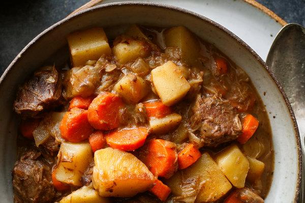 Tucker's Black Angus Ranch Beef Stew