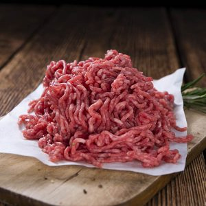 Tucker's Black Agnus Ranch - Ground Beef 2lb. PKG