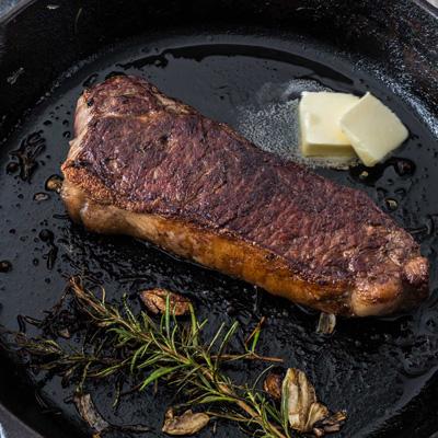 NY Strip Steak - Tucker's Black Angus Ranch
