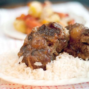 Oxtail - Tucker's Black Angus Ranch