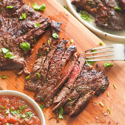 Skirt Steak - Tucker's Black Angus Ranch