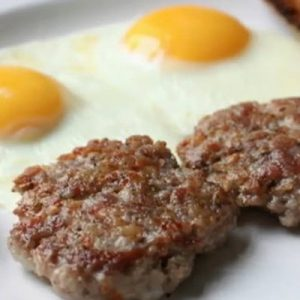 Breakfast Sausage - Tucker's Black Angus Ranch