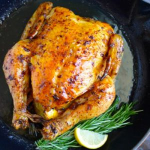 Chicken Whole - Tucker's Black Angus Ranch