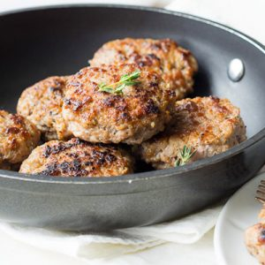 Maple Breakfast Sausage - Tucker's Black Angus Ranch