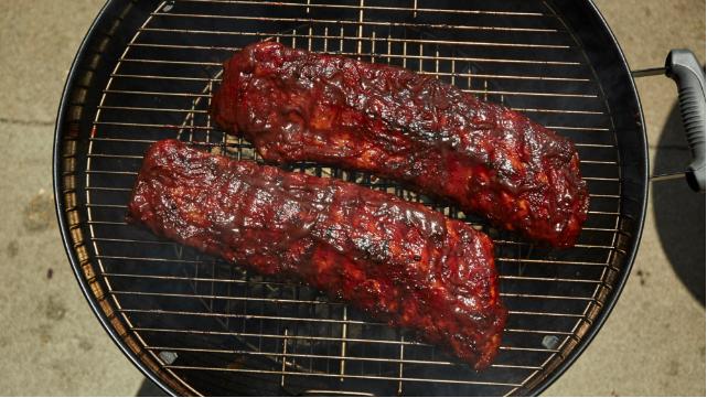 BBQ Pork Ribs - Tucker's Black Angus Ranch